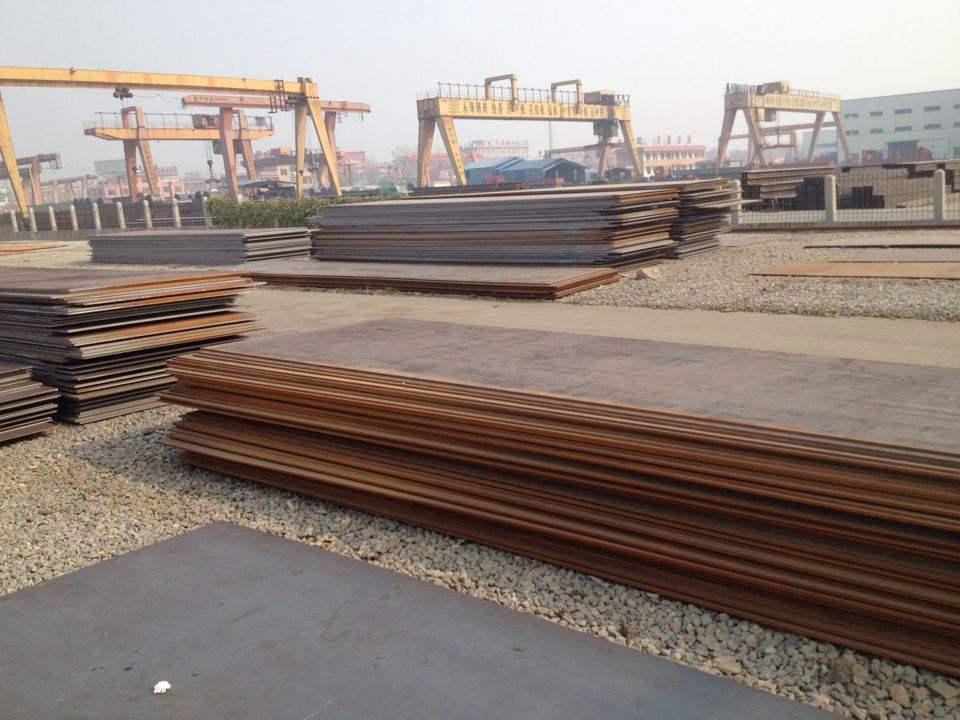 高耐候性结构钢钢板
