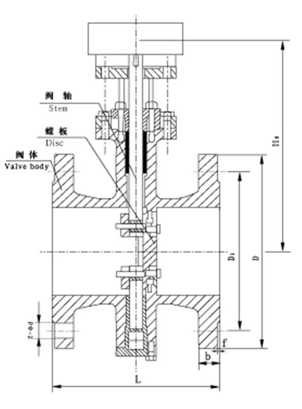 D341法蘭蝶閥結構.jpg