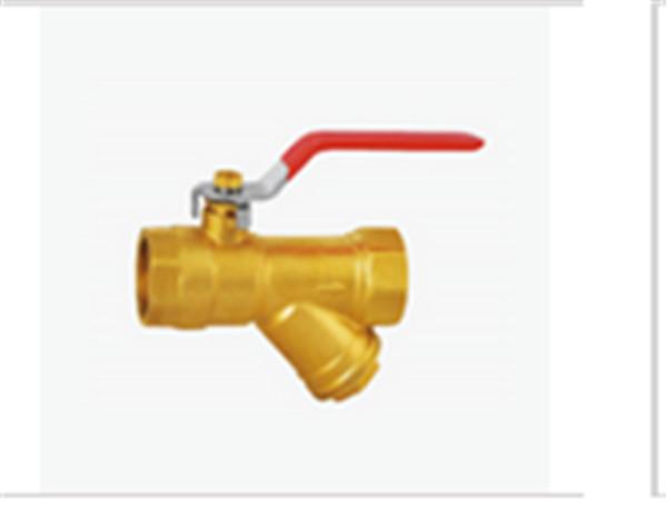 鍛壓黃銅過濾器球閥.jpg