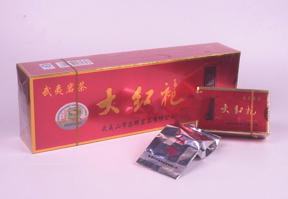 云南武夷岩茶 福建武夷山大红袍 烟条礼盒装