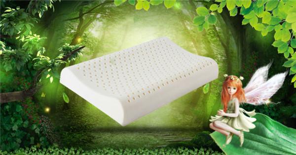 云南泰国芬迪 床上用品纯天然乳胶枕头