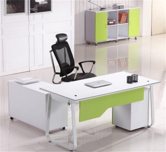 板式老板桌