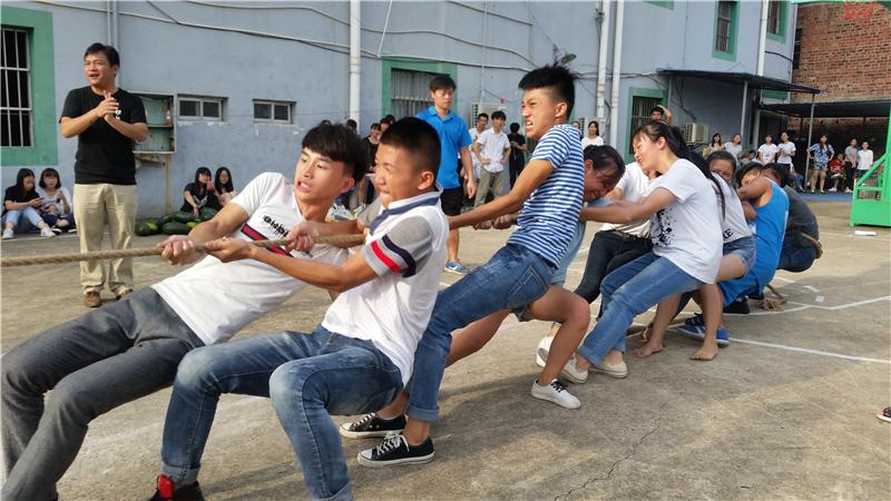 广西拔河比赛
