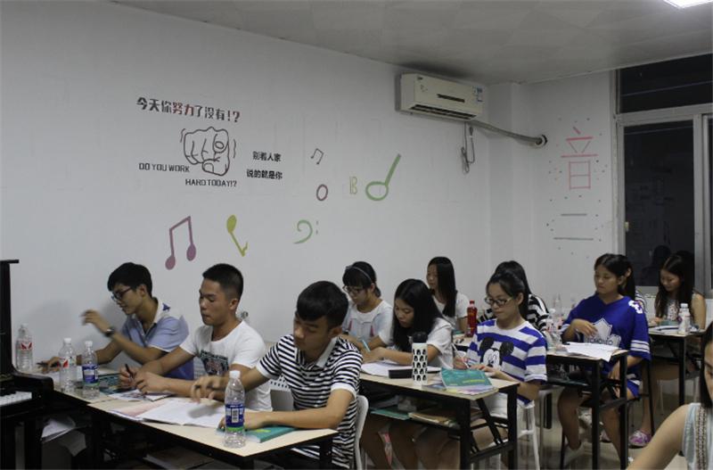 广西音乐培训