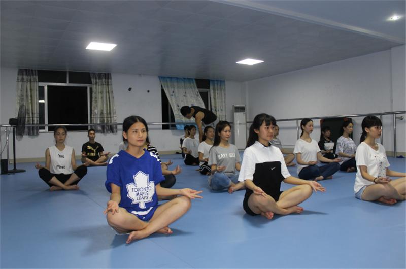 玉林舞蹈培训