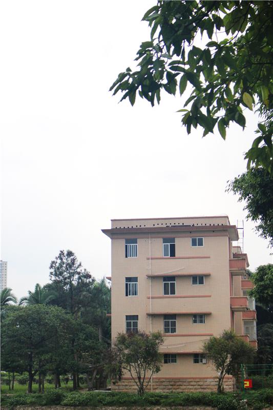 玉林宿舍楼