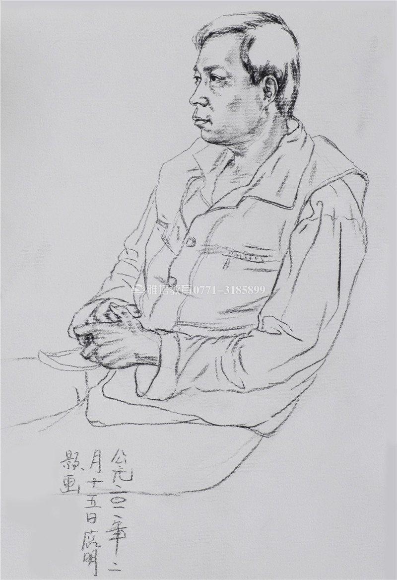 男子素描——宮明顥老師