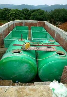 钦州玻璃钢污水处理罐厂家