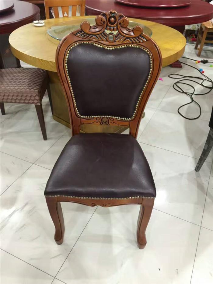 防城港实木餐椅