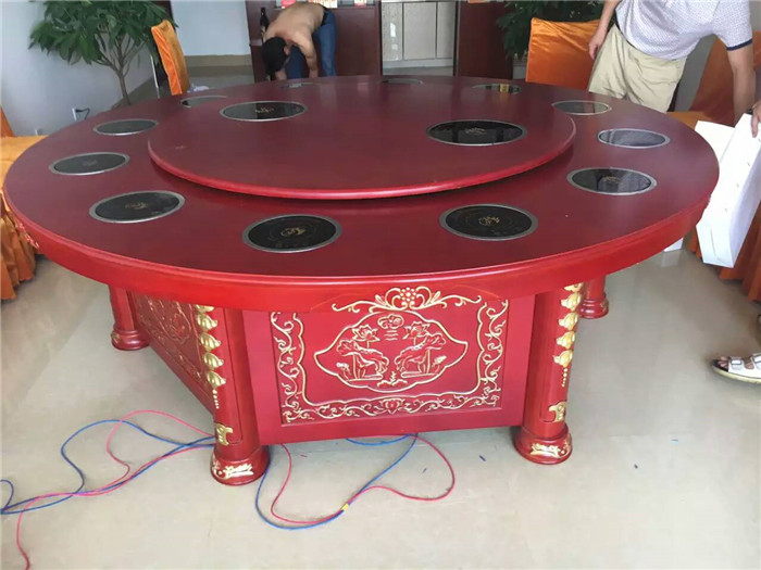 防城港电动餐桌