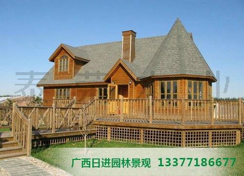 南宁防腐木木屋设计