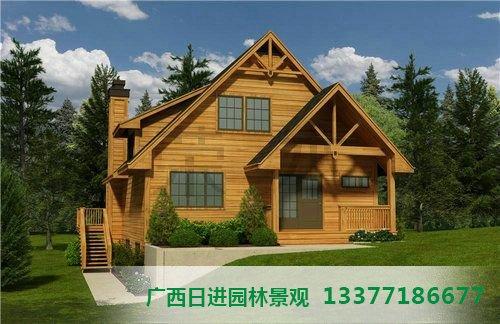 南宁防腐木木屋