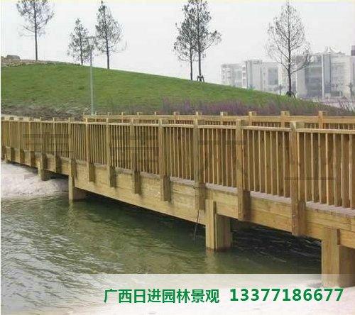崇左防腐木桥多少钱