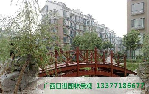 南宁木桥设计