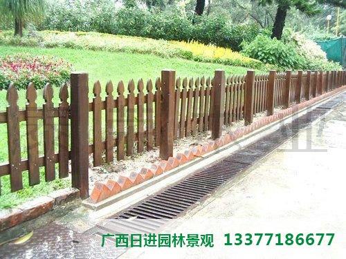 南宁木围栏厂家