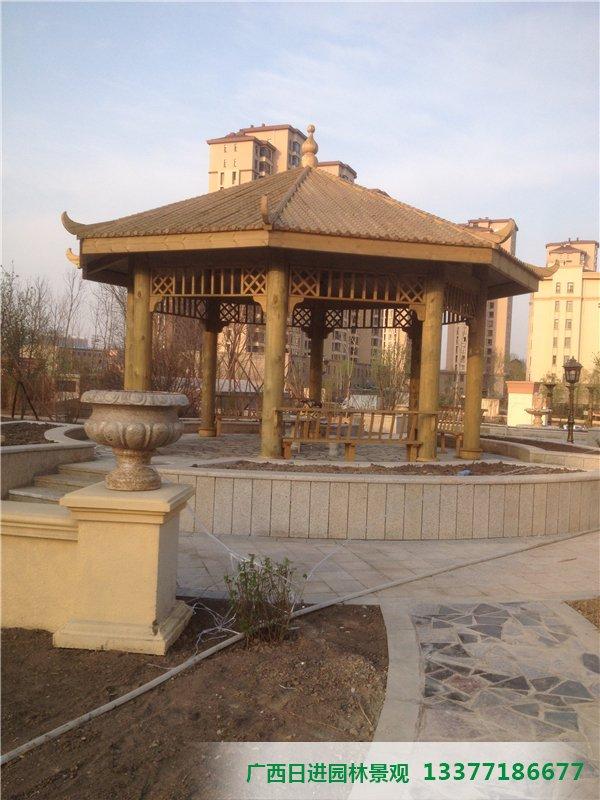 河池凉亭设计施工