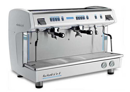 百色半自动咖啡机Conti Xone DTC TCI 2G 白色