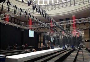 舞台灯光设备