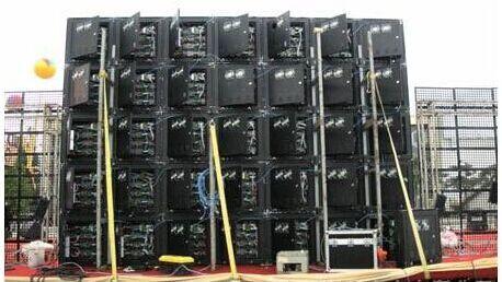 舞台音响设备