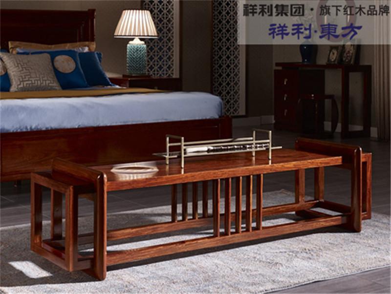 亚博体育下载苹果东方·喜悦床尾凳