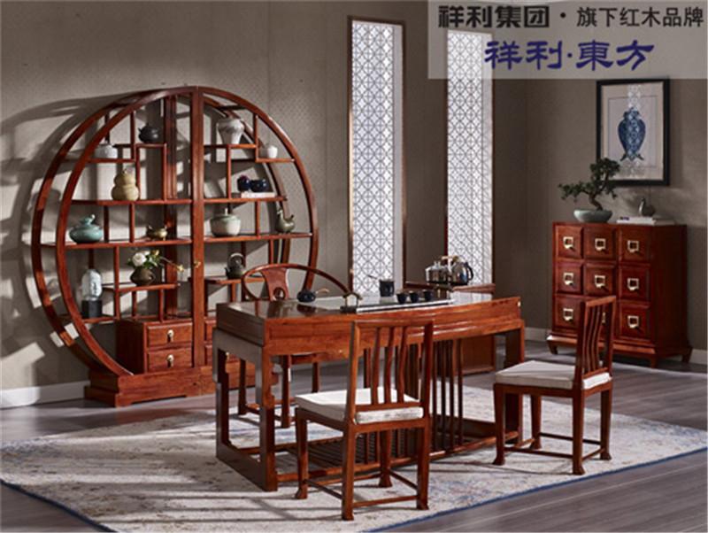 祥利东方·时光之味茶台