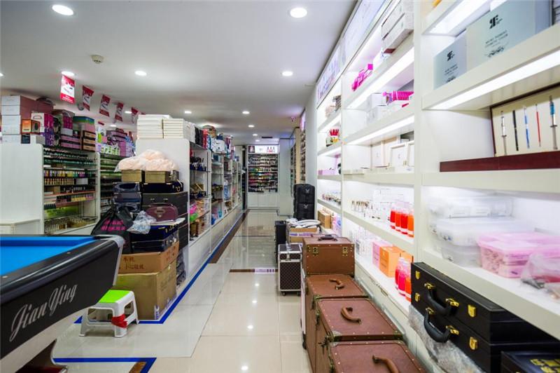 纹绣产品区域