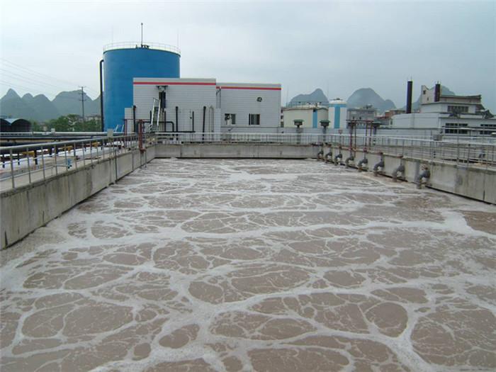 造紙廠廢水處理工藝