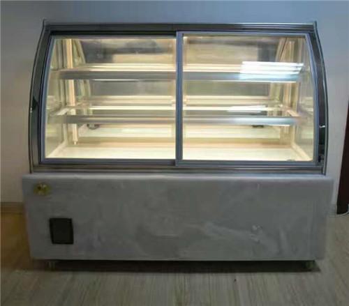 定制异形蛋糕柜 (2)