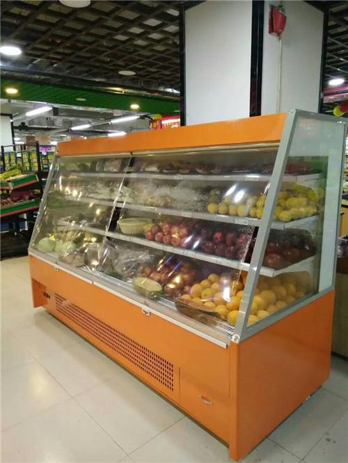 超市半高果蔬柜 (1)