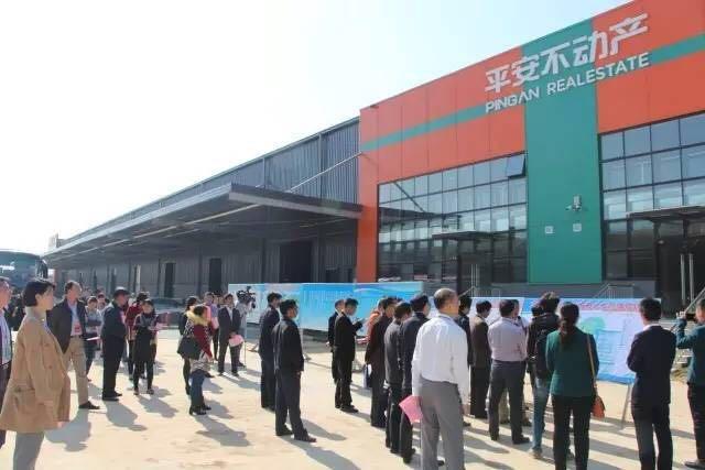柳州吴圩镇平安物流项目