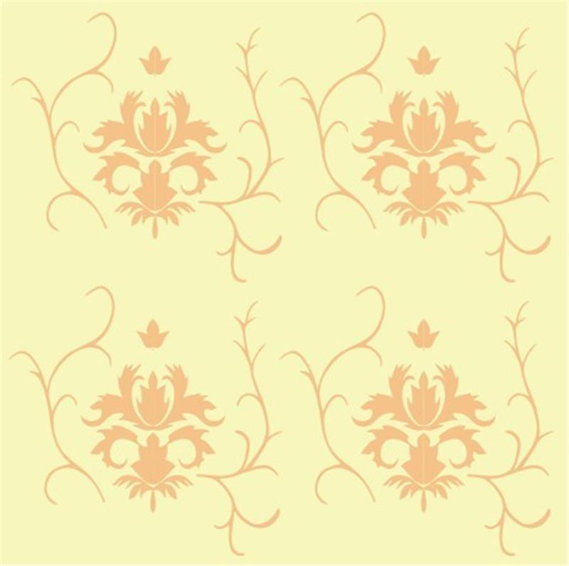 硅藻泥集合黄色印花图
