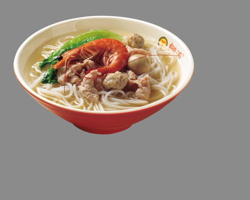 四宝鲜煮粉-1109