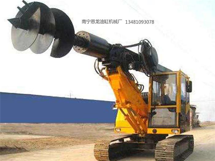 柳州旋挖钻机油缸销售