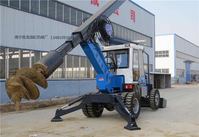 柳州旋挖钻机油缸生产厂家