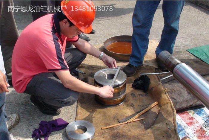 廣西泵車油缸維修