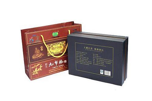 九节风  野生石崖茶