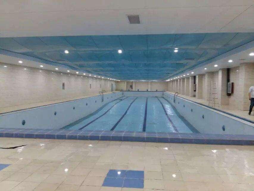 游泳馆软膜天花