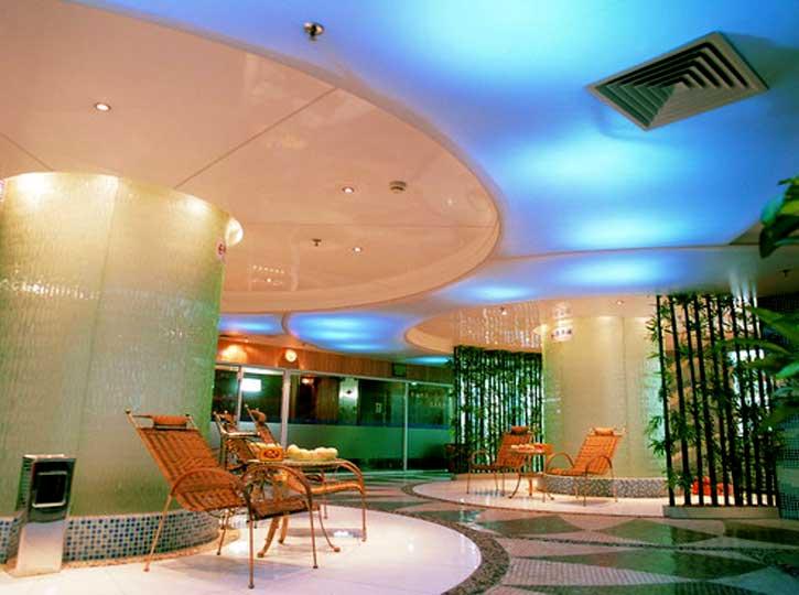 酒店洗浴吊顶