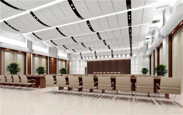 会议厅软膜天花定制