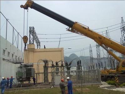 柳州吊裝服務公司