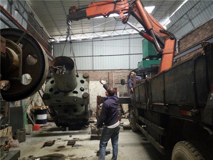 柳州油壓機吊裝服務