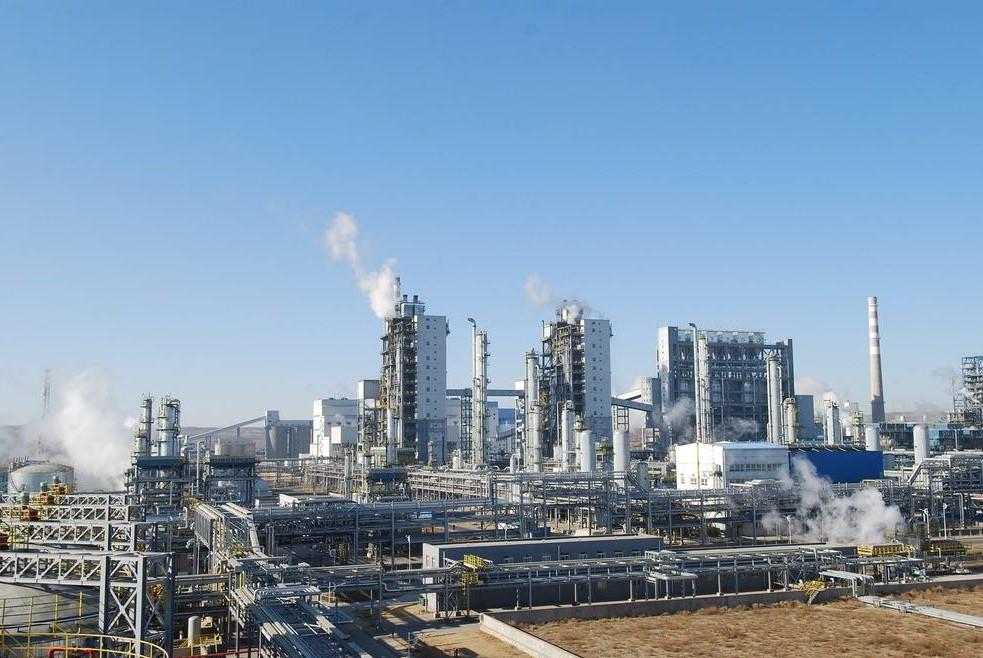 百色氧化铝厂