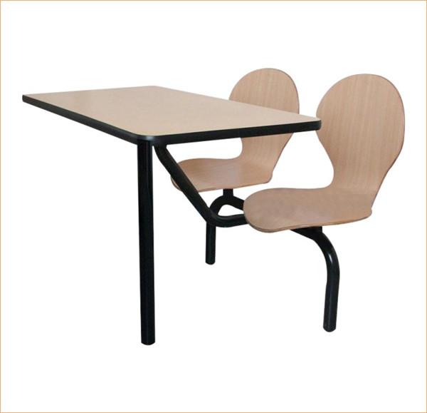 南宁2人座玻璃钢餐桌椅