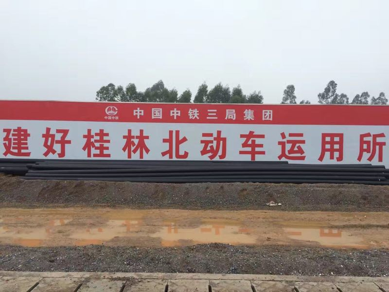桂林动车运用项目成功案例