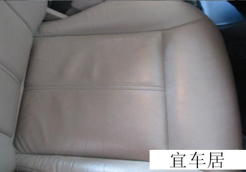 福特翼虎通风座椅改装