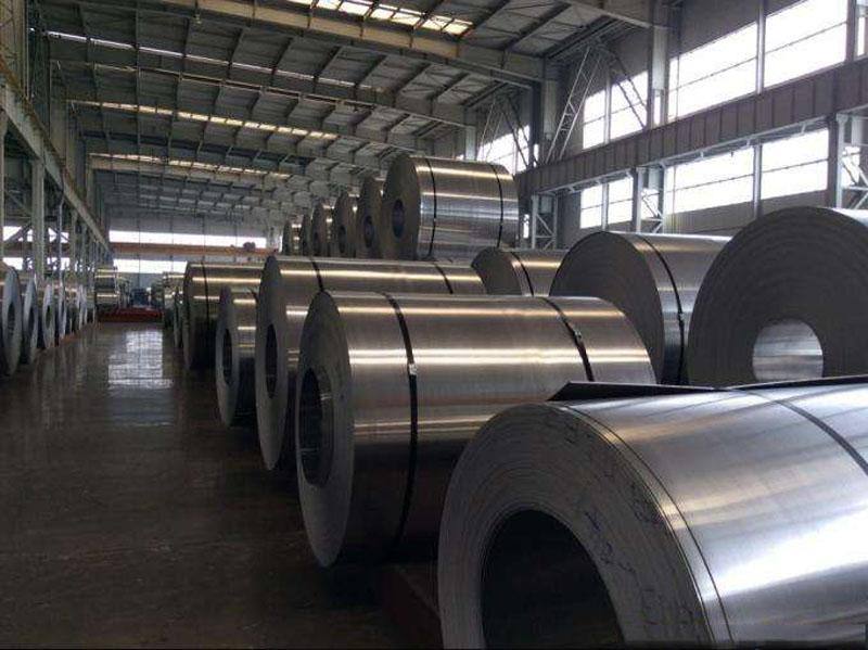 新莊鋁卷板工程案例