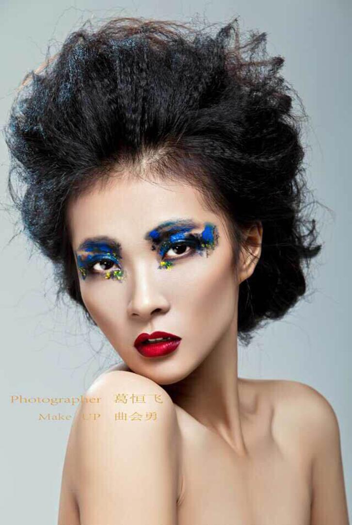 万宁化妆展示