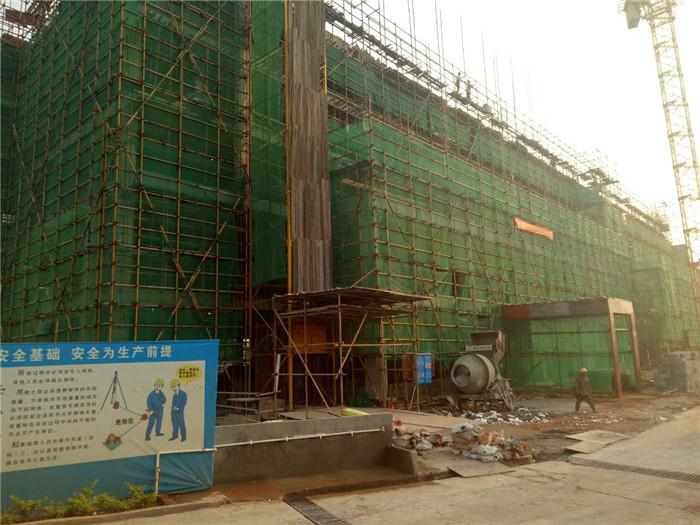 我公司2017年在建的南宁学院综合楼工程,建筑面积15000m2.jpg