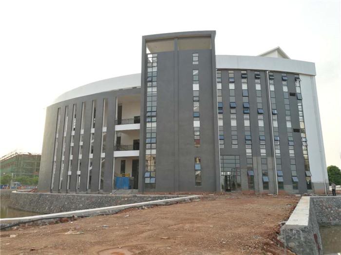 我公司2015年承接的南宁学院第二食堂工程,建筑面积20000m2.jpg