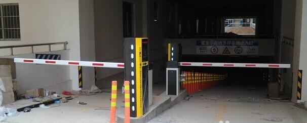 地下停車場系統安裝